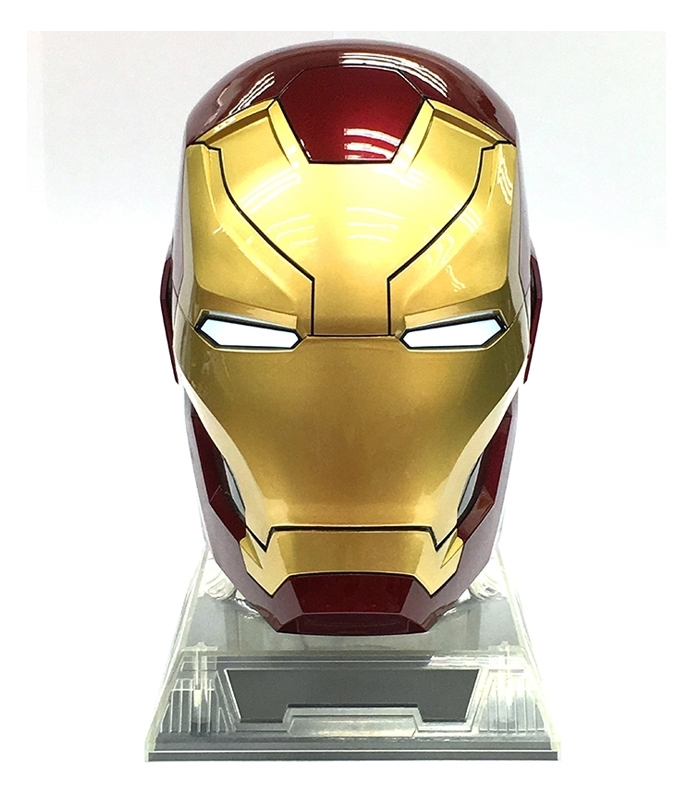 Iron Man Civil War M46 Helmet Bluetooth Speaker