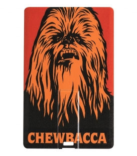 Chewbacca Star Wars USB Flash Drive 8GB