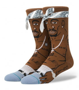 Chaussettes Stance Anthem Tupac