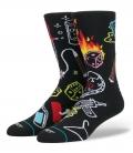 Stance Socks Anthem Neck Face Snake Eyes