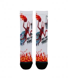 Stance Socks Anthem Neck Face Nailz