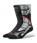 Stance Socks Star Wars First Order Dark Grey