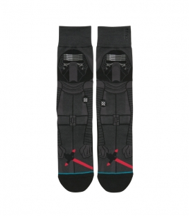 Stance Socks Star Wars Kylo Ren Dark Grey