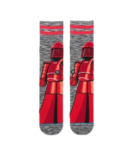 Chaussettes Stance Star Wars Red Guard Grey
