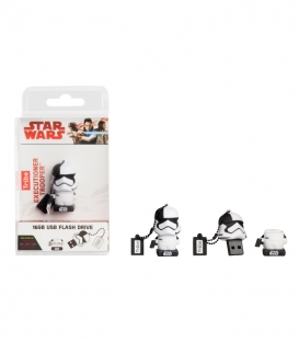 Clé USB 16 GB 3D Star Wars Executioner Trooper The Last Jedi