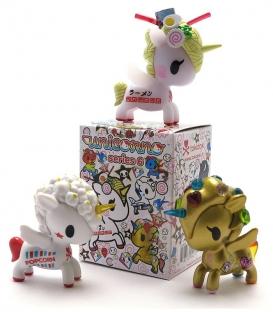 XXRAY Tokidoki Unicornos Series 6
