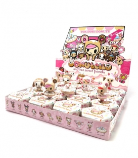 Tokidoki Donutella And Her Sweet Friends Pack