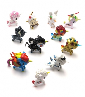 Pack 4 Tokidoki Unicorno Series 6