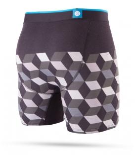 Caleçon Stance Cubes Grey