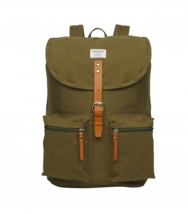Sandqvist Roald Ground Backpack Olive
