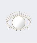 DOIY Cyclops miroir Taille L Gold
