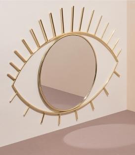 DOIY Cyclops mirroir Taille L Gold