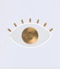 DOIY Oculus Lumière murale LED