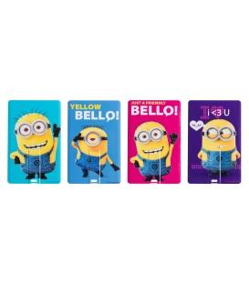 Carte USB 8Go Minion Friendly