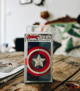 Tribe Marvel Power Bank Captain America 4000 mAh