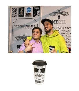 "Mug Breaking Bad ""Spécial Carlito et Mcfly"""