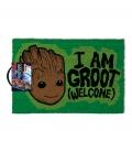 Guardians of the galaxy (Groot) Doormat