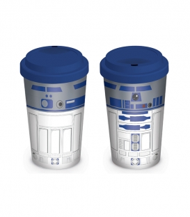 Star Wars Travel Mug (R2-D2)