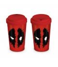 Deadpool Travel Mug (Splat)