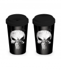 Travel Mug The Punisher Skull