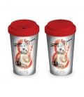 Star Wars The Last Jedi Travel Mug (BB-8 Roll With It)