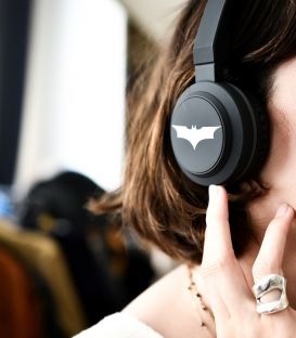 HEADPHONE POP WD DC MOVIE BATMAN
