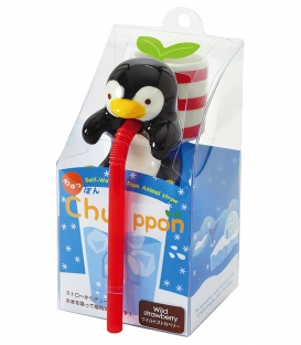 Chuppon Pingouin / Fraise des bois