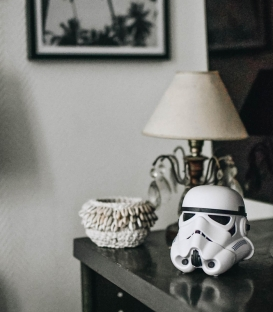 Enceinte Bluetooth Star Wars Stormtrooper