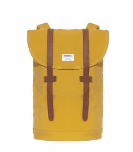 Sandqvist Stig Backpack Yellow