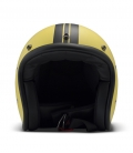 DMD Vintage Jet Helmet Star Yellow