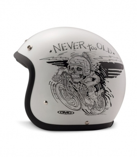 DMD Vintage Jet Helmet Oldie
