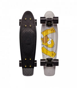 "Skate Penny Simpsons Homer 22"" Complete Cruiser"