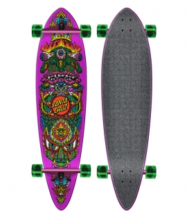 Skate Santa Cruz Devastator Longboard