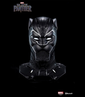 Enceinte Bluetooth Marvel Buste Black Panther Avengers