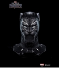 Enceinte Buste Marvel Black Panther 1:1 Bluetooth avec projecteur