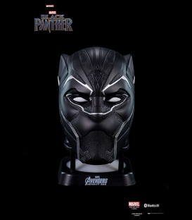 Enceinte 360° à LED Bluetooth Marvel Black Panther Avengers