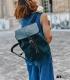 Sandqvist Alva Backpack Blue