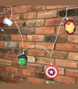Marvel Avengers Marvel 2D String Lights