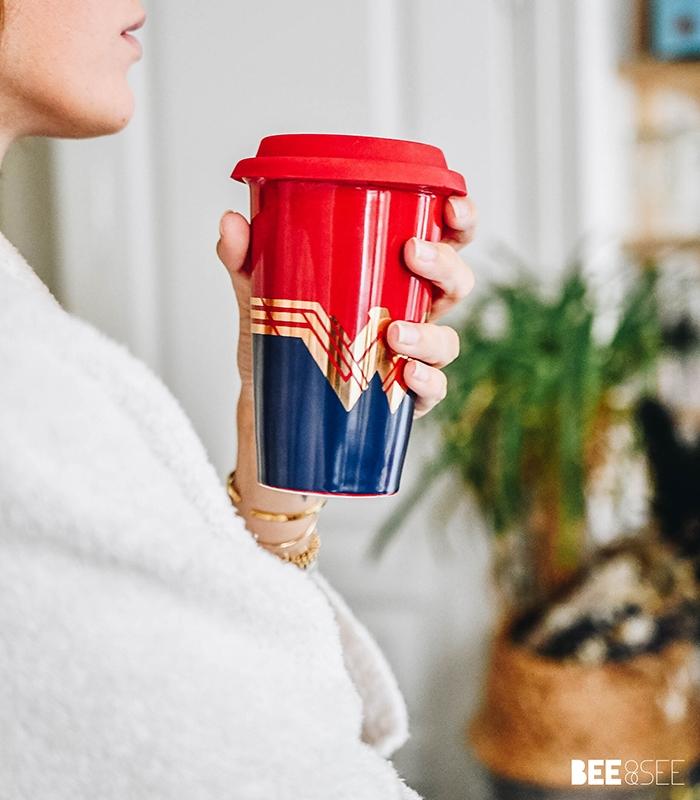 Wonder Wonder Emblem Travel Travel Wonder Woman Mug Mug Woman Travel Emblem Mug 3u1cFJTlK