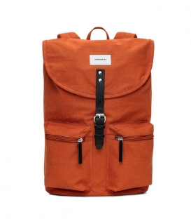 Sandqvist Roald Ground Rust Backpack