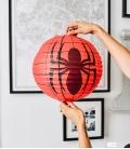 Marvel Spider-Man Spherical Paper Light Shade