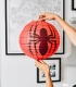 Marvel Spider-Man Spherical Paper Light Shade