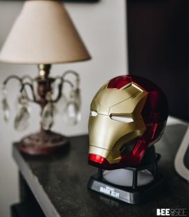 Mini IronMan Civil War M46 Helmet Bluetooth Speaker