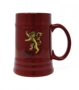 Mug Game of Thrones Maison Lannister