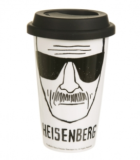 Travel Mug Breaking Bad Heisenberg