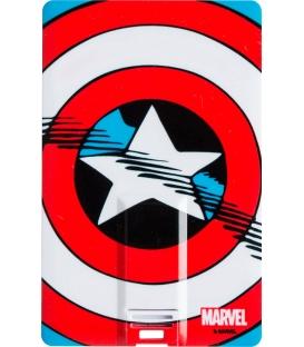 Carte USB 8Go Marvel Captain America