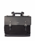 Sandqvist Jones Black Briefcase