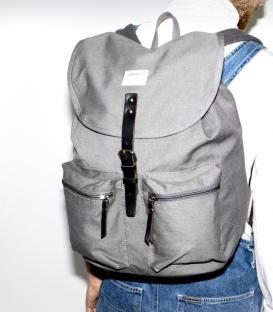 Sandqvist Roald Ground Grey Backpack