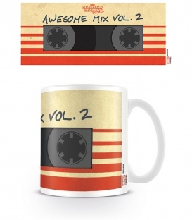 Mug Guardians of the Galaxy - Awesome Mix Vol. 2