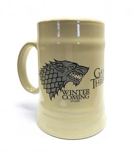 Mug 500 ml Game of Thrones - Maison Stark